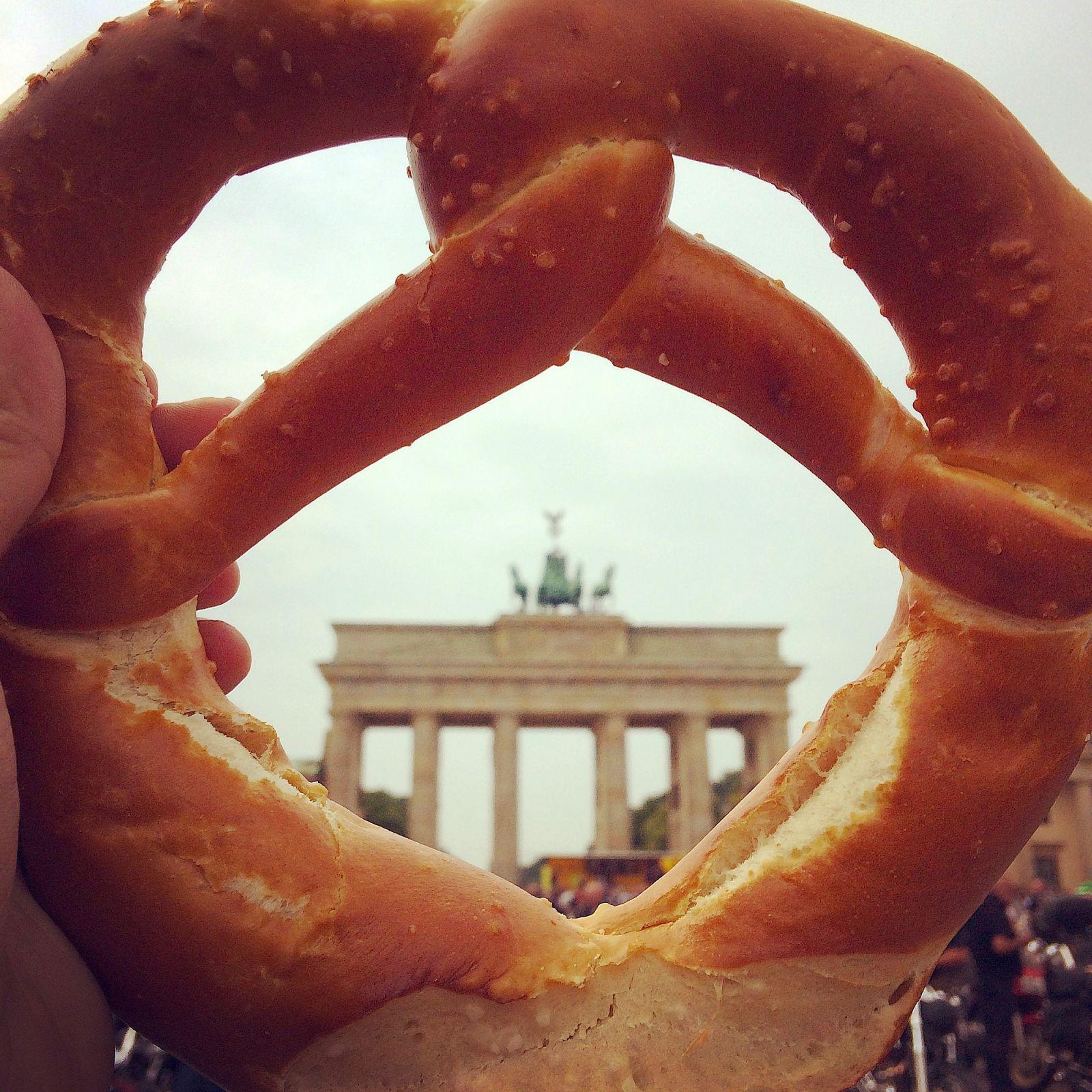 berlin pretzel