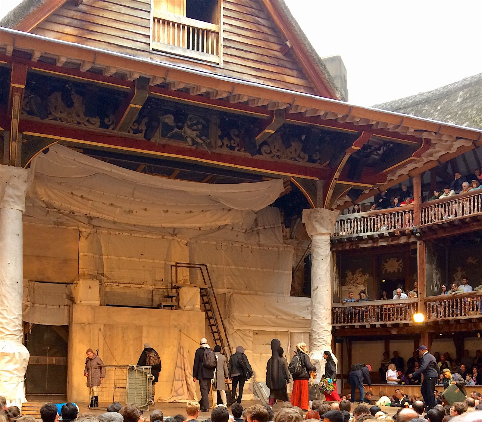 globe-theatre-king-lear-london