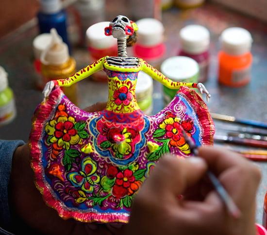 Artesanía de Guanajuato-Mexico