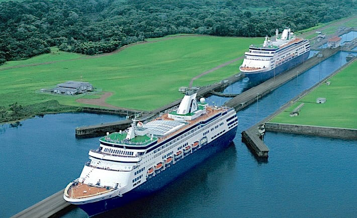 Holland America Cruises Panama Canal