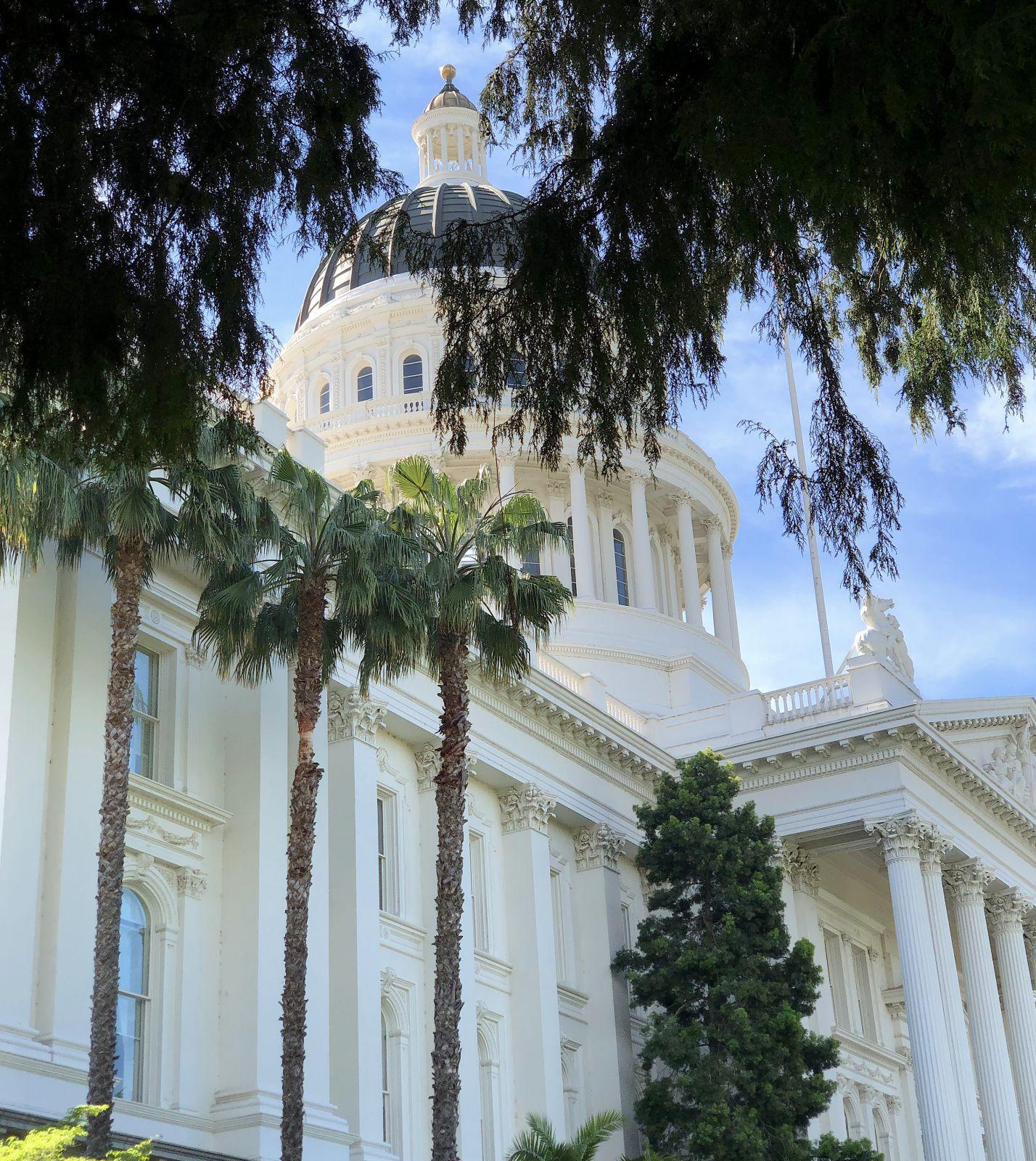 capitol-building-sacramento-trees