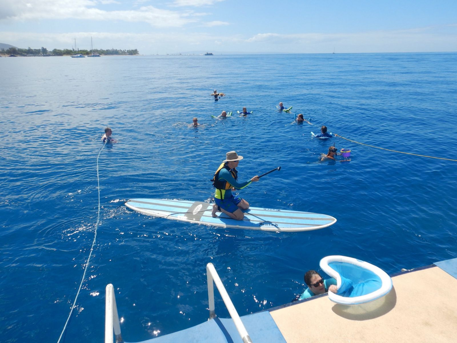 uncruise-paddleboard-hawaii-islands