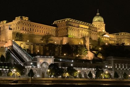 Budapest-at-night-Viking-Cruises