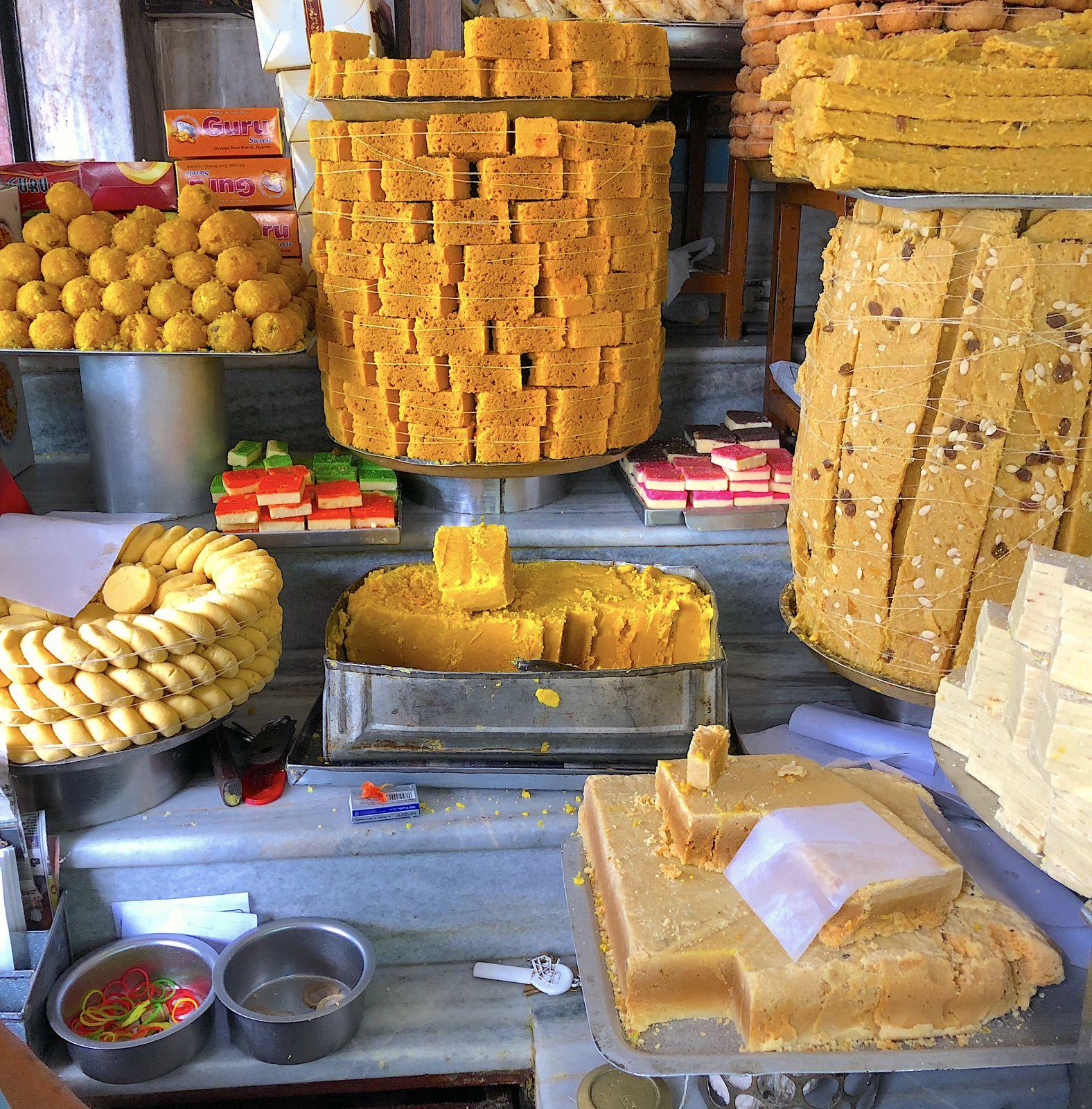 mysore-pak-guru-sweets-india