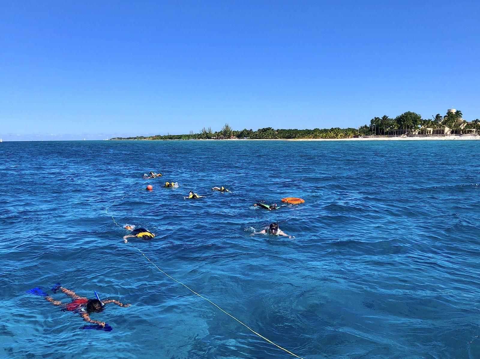 snorkel-tour-explorean-cozumel