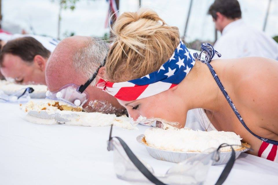 Key Lime Festival, Key West, Florida Keys, USA, Key Lime Pie, Key lime 2016